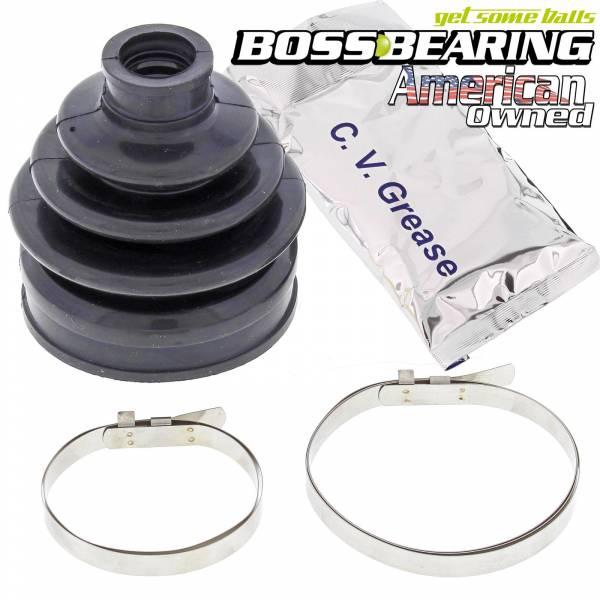 Boss Bearing - Boss Bearing CV Boot Repair Kit Rear Outer for Arctic Cat