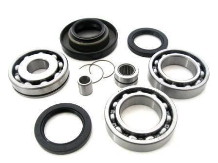 Boss Bearing - Boss Bearing 41-3389-8E3-1 Rear Differential Bearings and Seals Kit for Honda