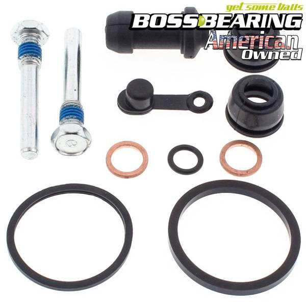Boss Bearing - Boss Bearing Rear Brake Caliper Rebuild Kit for Honda
