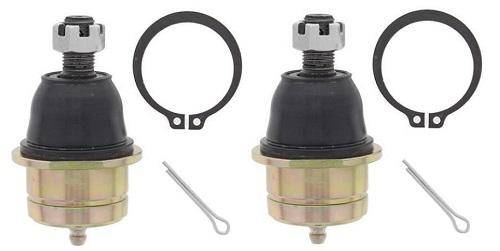 Boss Bearing - Boss Bearing Both Lower Upper Ball Joint Kit Bombardier DS650, 2000-2005 and Can-Am DS650, 2007