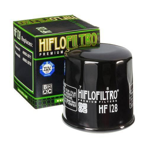 Boss Bearing - Boss Bearing Hiflo Oil Filter HF128 for Kawasaki