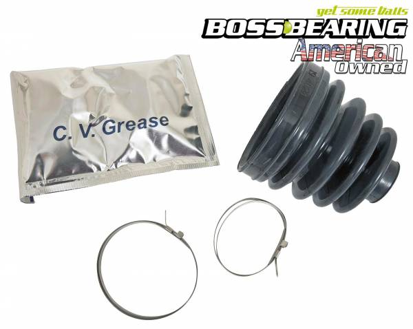Boss Bearing - Boss Bearing CV Boot Repair Kit Rear Outer for Can-Am, Kawasaki and Polaris