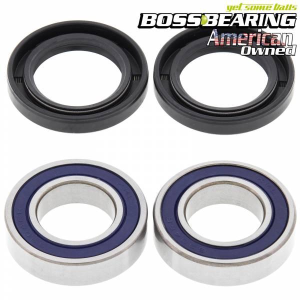 Boss Bearing - Front Wheel Bearings and Seals Kit Boss Bearing for Yamaha