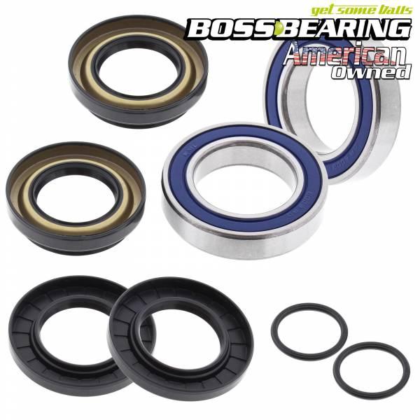 Boss Bearing - Boss Bearing Rear Axle Wheel Bearing and Seals Combo Kit