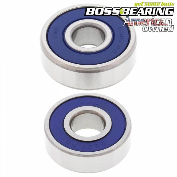 Boss Bearing - Boss Bearing Rear Wheel Bearings Kit for Suzuki