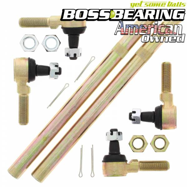 Boss Bearing - Tie Rod Ends Upgrade Kit for Yamaha YFM600 Grizzly 1998-2001