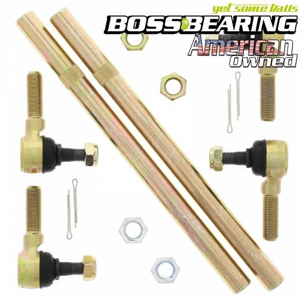 Boss Bearing - Tie Rod Ends Upgrade Kit for Honda TRX and Suzuki LT-F250 Ozark