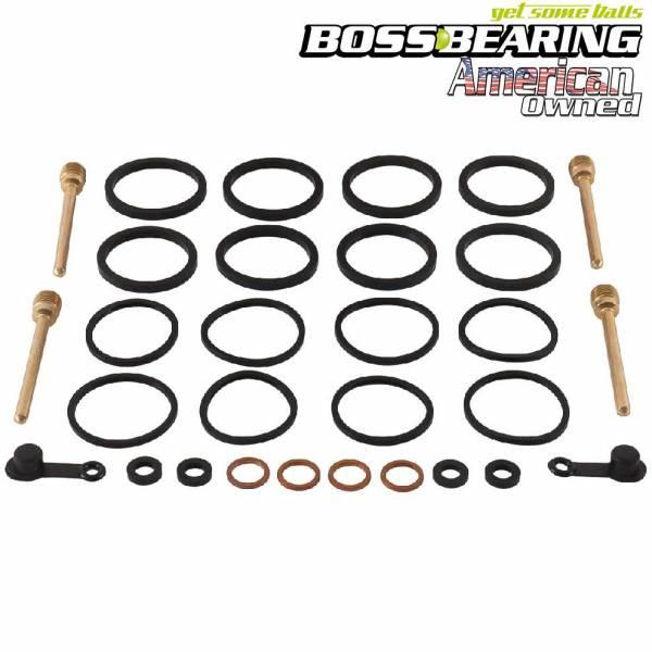 Boss Bearing - Boss Bearing Brake Caliper Rebuild Kit for Honda