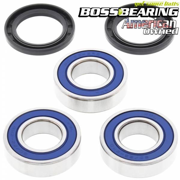 Boss Bearing - Rear Wheel Bearings and Seals Kit for Suzuki