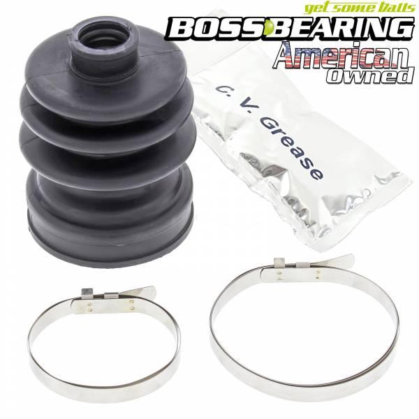 Boss Bearing - Boss Bearing CV Boot Repair Kit Front Inner for Honda