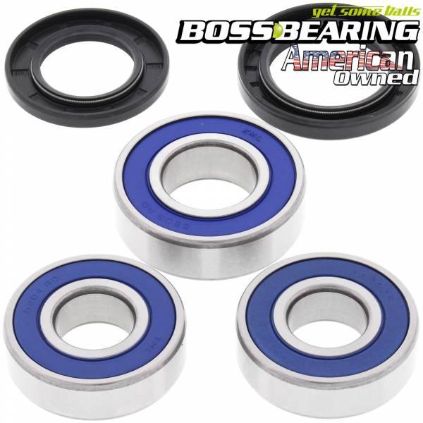 Boss Bearing - Boss Bearing Wheel Bearings and Seals Kit for Kawasaki