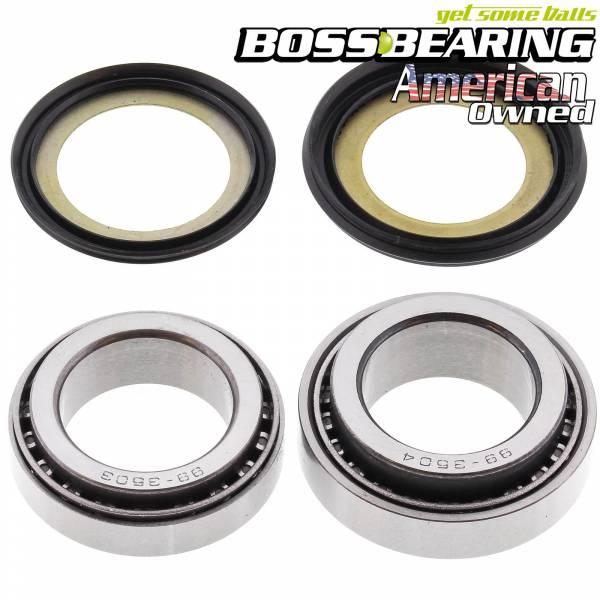 Boss Bearing - Boss Bearing Steering Bearing and Seal Kit for Kawasaki