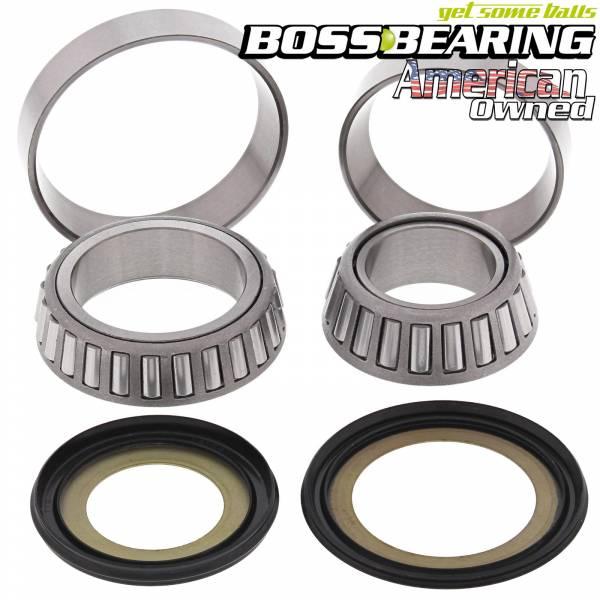 Boss Bearing - Boss Bearing Steering Bearing and Seal Kit for Honda