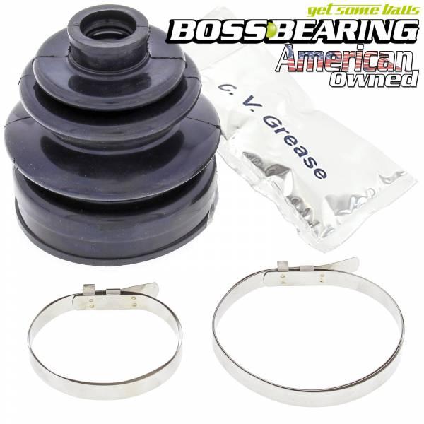Boss Bearing - Boss Bearing CV Boot Repair Kit Front Outer for Honda