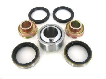 Boss Bearing - Boss Bearing 41-3758-8C1-A-46 Lower Rear Shock Bearing Seal Kit for KTM