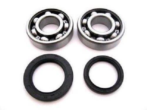 Boss Bearing - Boss Bearing H-CR125-MC-3G1 Main Crank Shaft Bearings and Seals Kit for Honda