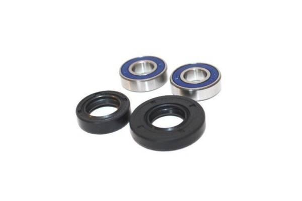 Boss Bearing - Boss Bearing Rear Wheel Bearings and Seals Kit for Yamaha