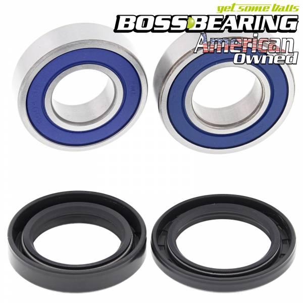 Boss Bearing - Front Wheel Bearing and Seal Kit for Honda FL400 1989-1990