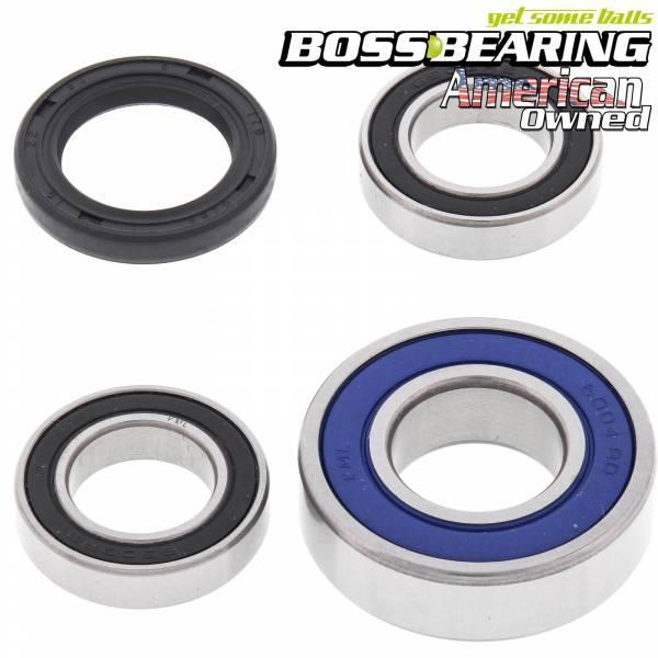 Boss Bearing - Boss Bearing Rear Wheel Bearings and Seals Kit for Kawasaki