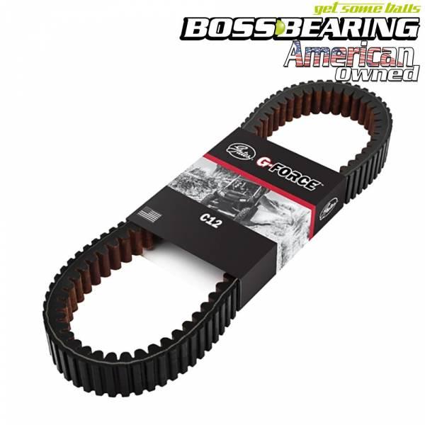 Gates - Boss Bearing Gates G Force C12 Drive Belt 23C4057 Replaces for Polaris OEM 3211143