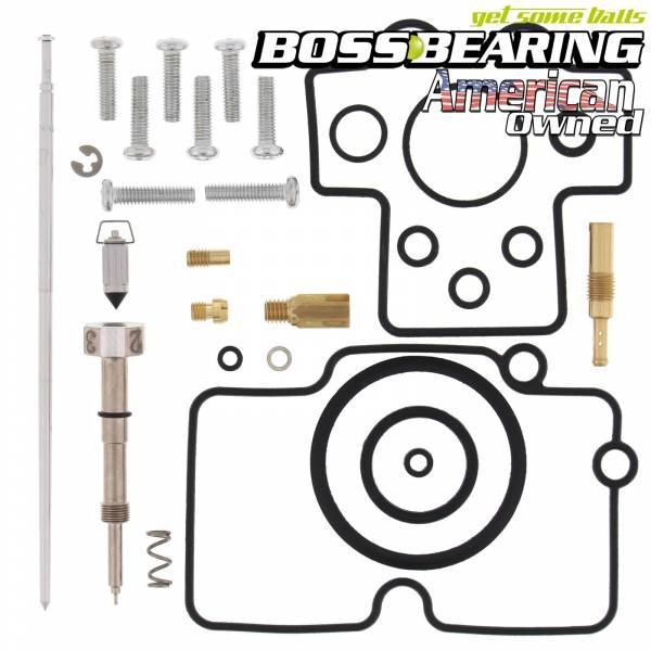 Boss Bearing - Boss Bearing Carburetor Rebuild Kit 26-1476B