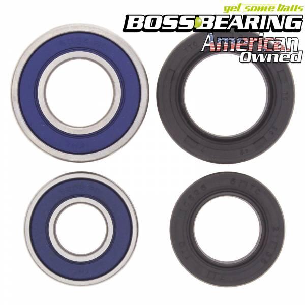 Boss Bearing - Boss Bearing Front Wheel Bearings and Seals Kit for Yamaha