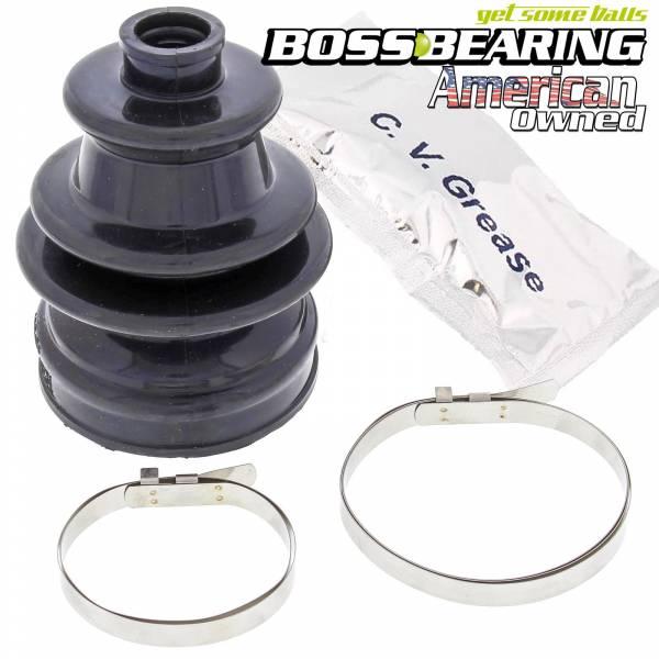 Boss Bearing - Boss Bearing CV Boot Repair Kit Front Inner for Polaris