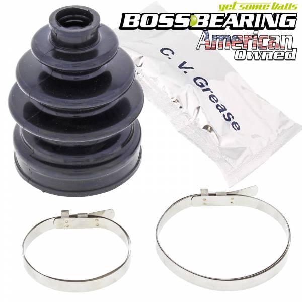Boss Bearing - Boss Bearing CV Boot Repair Kit Front Inner for Can-Am