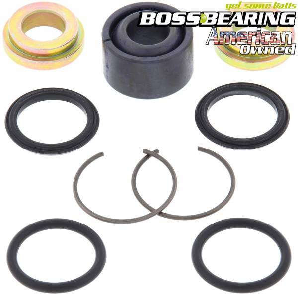 Boss Bearing - Boss Bearing Upper Rear Shock Bearing and Seal Kit for Suzuki