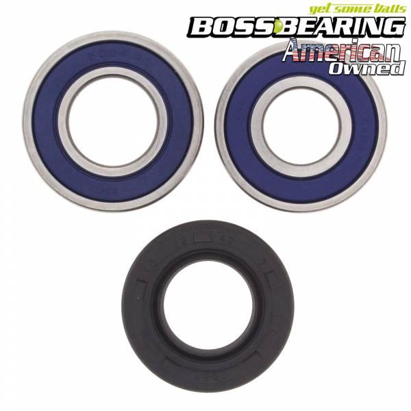 Boss Bearing - Front Wheel Bearing Seal Kit for Kawasaki Bayou