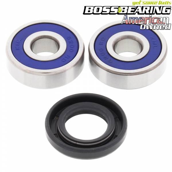 Boss Bearing - Front Wheel Bearing and Seal Kit for Yamaha -Boss Bearing