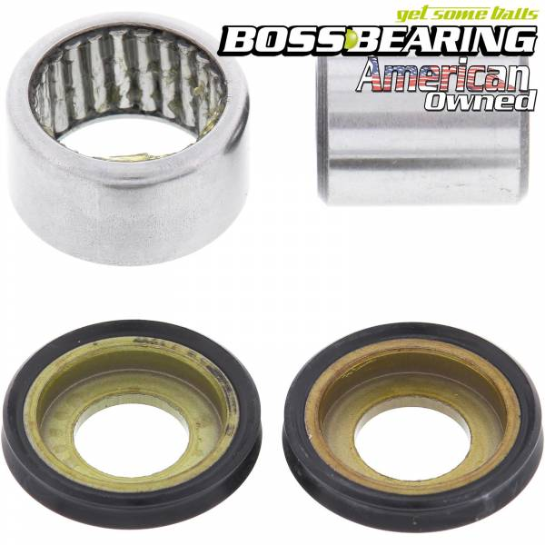 Boss Bearing - Boss Bearing 41-3801-8C1-B-15 Lower Rear Shock Bearing and Seal Kit for Kawasaki