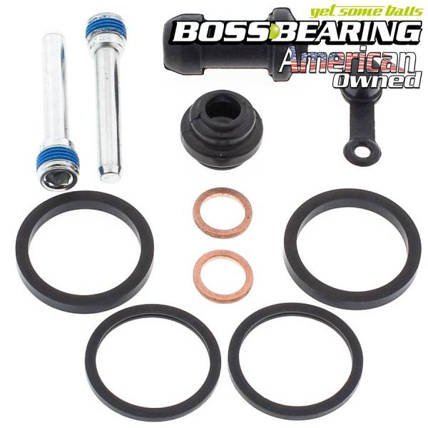 Boss Bearing - Boss Bearing Front Brake Caliper Rebuild Repair Kit
