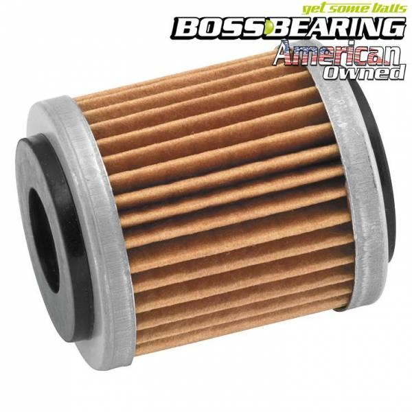 BikeMaster - Boss Bearing BikeMaster Oil Filter for Yamaha