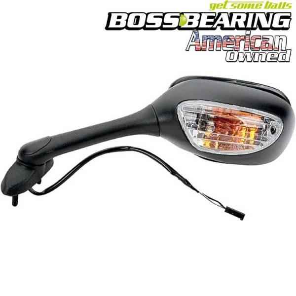 EMGO - Boss Bearing EMGO Left Hand OEM Replacement Mirror for Suzuki