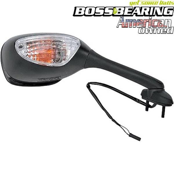 EMGO - Boss Bearing EMGO Right Hand OEM Replacement Mirror for Suzuki