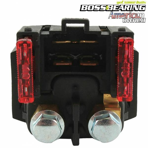Boss Bearing - Arrowhead Solenoid Remote Relay SMU6158 for Yamaha