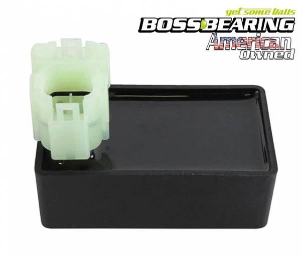 Boss Bearing - Arrowhead CDI Module IHA6013 with Electronic Advance for Honda XR250R 1996-2004