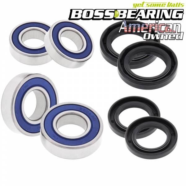 Boss Bearing - Both Front Wheel Bearing Seal for Yamaha Raptor 90- Boss Bearing