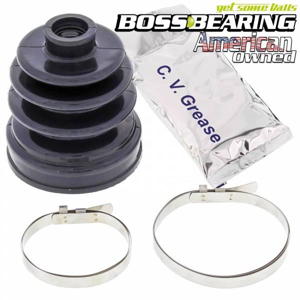 Boss Bearing - Boss Bearing CV Boot Repair Kit Front Inner for Suzuki