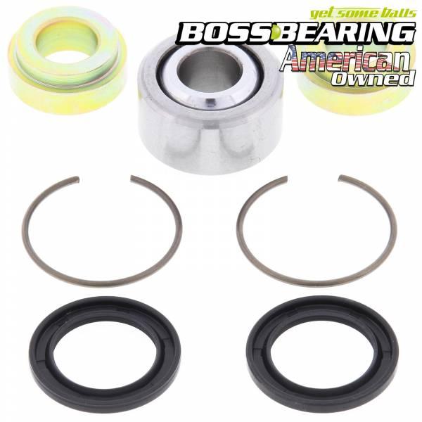 Boss Bearing - Boss Bearing Upper Rear Shock Bearings and Seals Kit for Suzuki