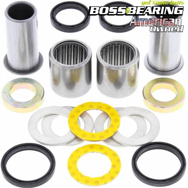 Boss Bearing - Complete Swingarm Bearings and Seals Kit for Kawasaki