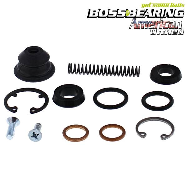 Boss Bearing - Boss Bearing Front Master Cylinder Rebuild Kit for Suzuki