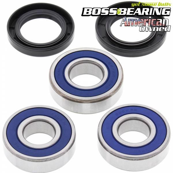Boss Bearing - Rear Wheel Bearing and Seal Kit for Honda- 25-1154B - Boss Bearing