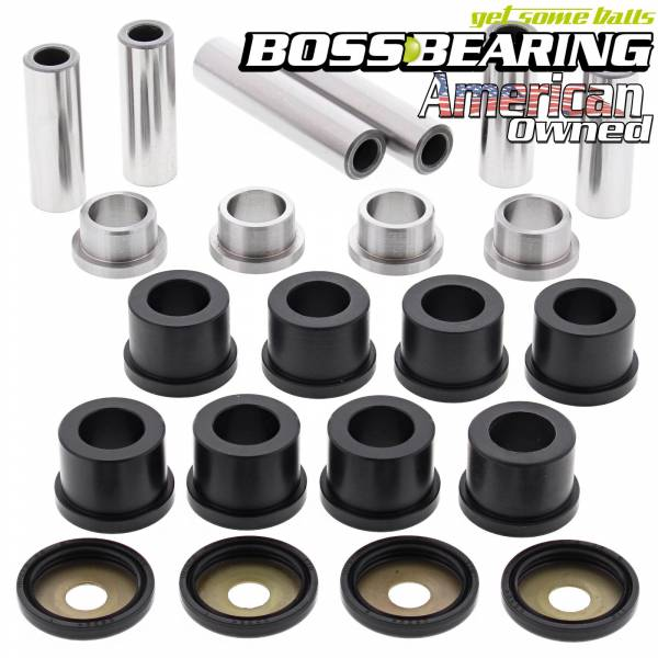Boss Bearing - Boss Bearing Rear Independent Suspension Bearings Seals Kit