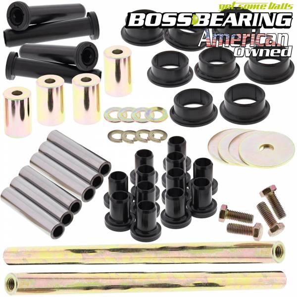 Boss Bearing - Boss Bearing Complete  Rear Independent Suspension Bushings Kit for Polaris
