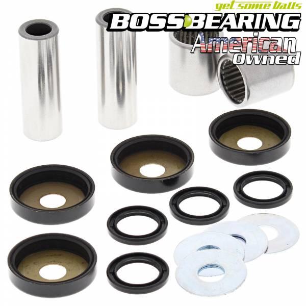 Boss Bearing - Boss Bearing Lower A Arm Bearings and Seals Kit for Kawasaki