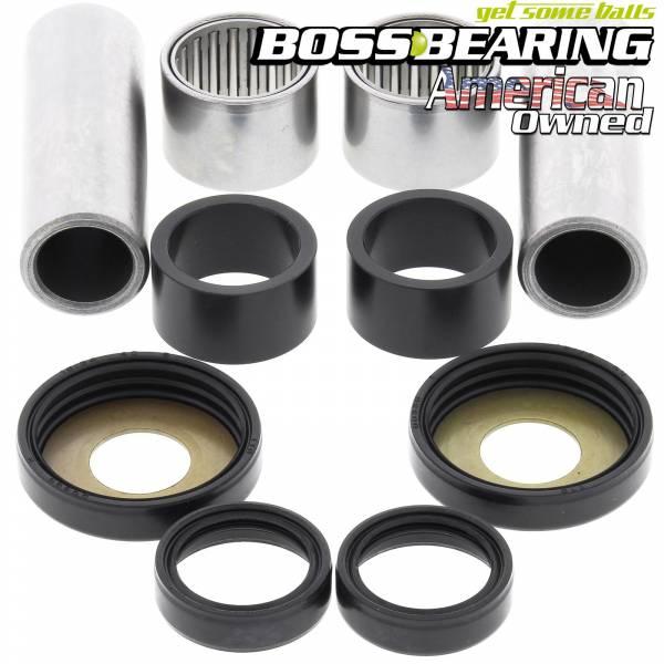 Boss Bearing - Boss Bearing Swingarm Bearings and Seals Kit for Yamaha