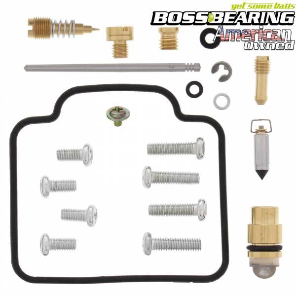 Boss Bearing - Boss Bearing Carburetor Rebuild Repair Kit YFM250B