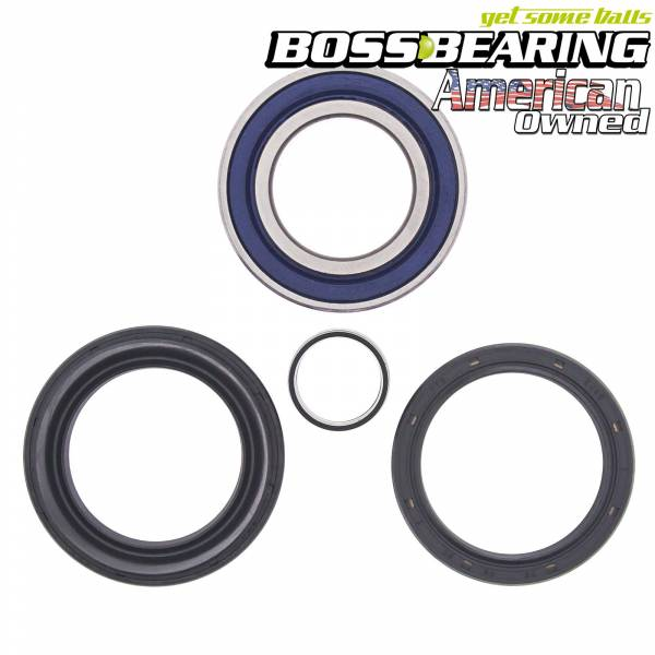Boss Bearing - Boss Bearing Front Wheel Bearing and Seal Kit for Honda